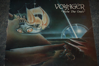 voyager - we're the one's - (south pacific) - 1985 lp