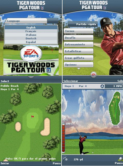 pga tour 2011. Tiger Woods PGA Tour 2011 for
