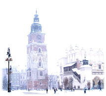 The beautiful Cracow!