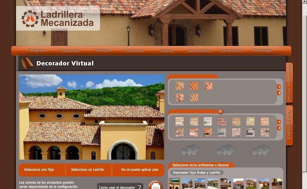 Combina la teja ladrillo y piso de tu casa remodelaciones for Pisos para tu casa