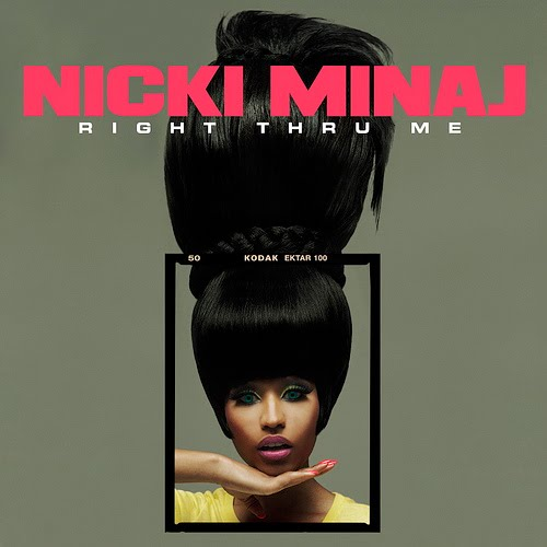 Nicki Minaj - Right Through Me Lyrics [Nicki Minaj - Chorus] You see right