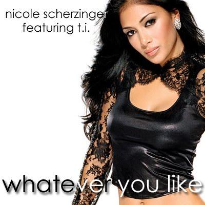 Nicole Scherzinger - Whatever U Like (feat. T.I.) Lyrics
