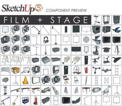 Sketchup components pack free download