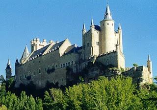 Alcazar de Segovia, Espanha
