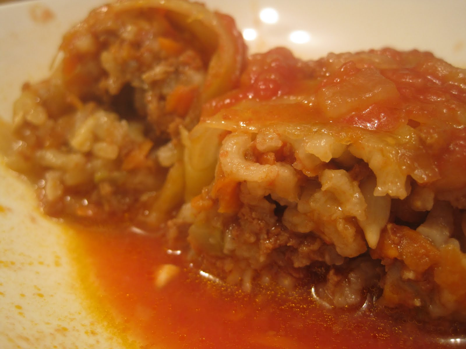 Stuffed Cabbage Recipes — Dishmaps