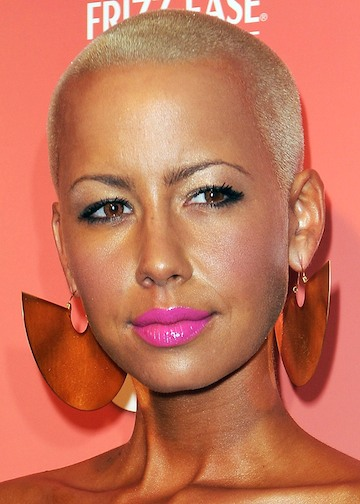 amber rose with hair long. Amber+rose+long+hair