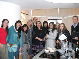 Algunos de los participantes de la jornada de Protocolo Empresarial en Espacio Gasset