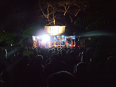 Steel Pulse on Stage at DoceLunas
