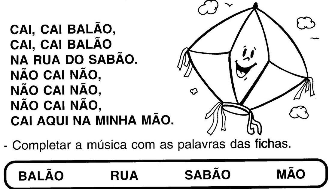 Well-known www.canal-educar.net: CAI CAI BALÃO IA74
