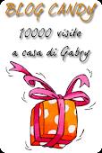"""Festeggiamo le prime 10000 visite di """"a Casa di Gabry"""""""