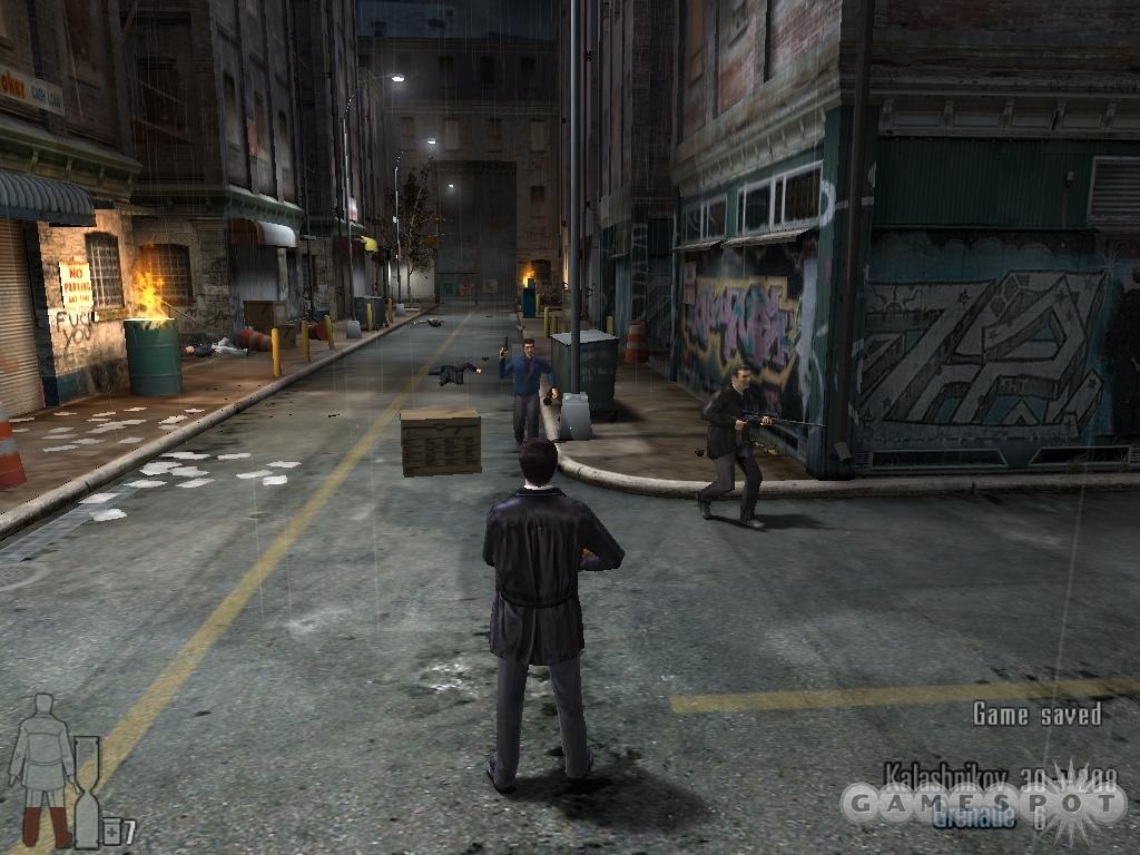 تحميل جميع اجزاء لعبه Max Payne تحميل مباشر 2