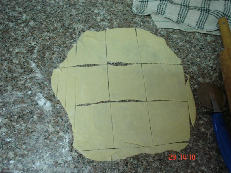 Homemade Wonton and Egg-Roll Wrappers | Penniless Parenting