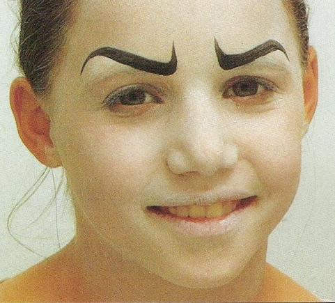 Beauty Angels Maquillaje de Halloween Bruja Mala II