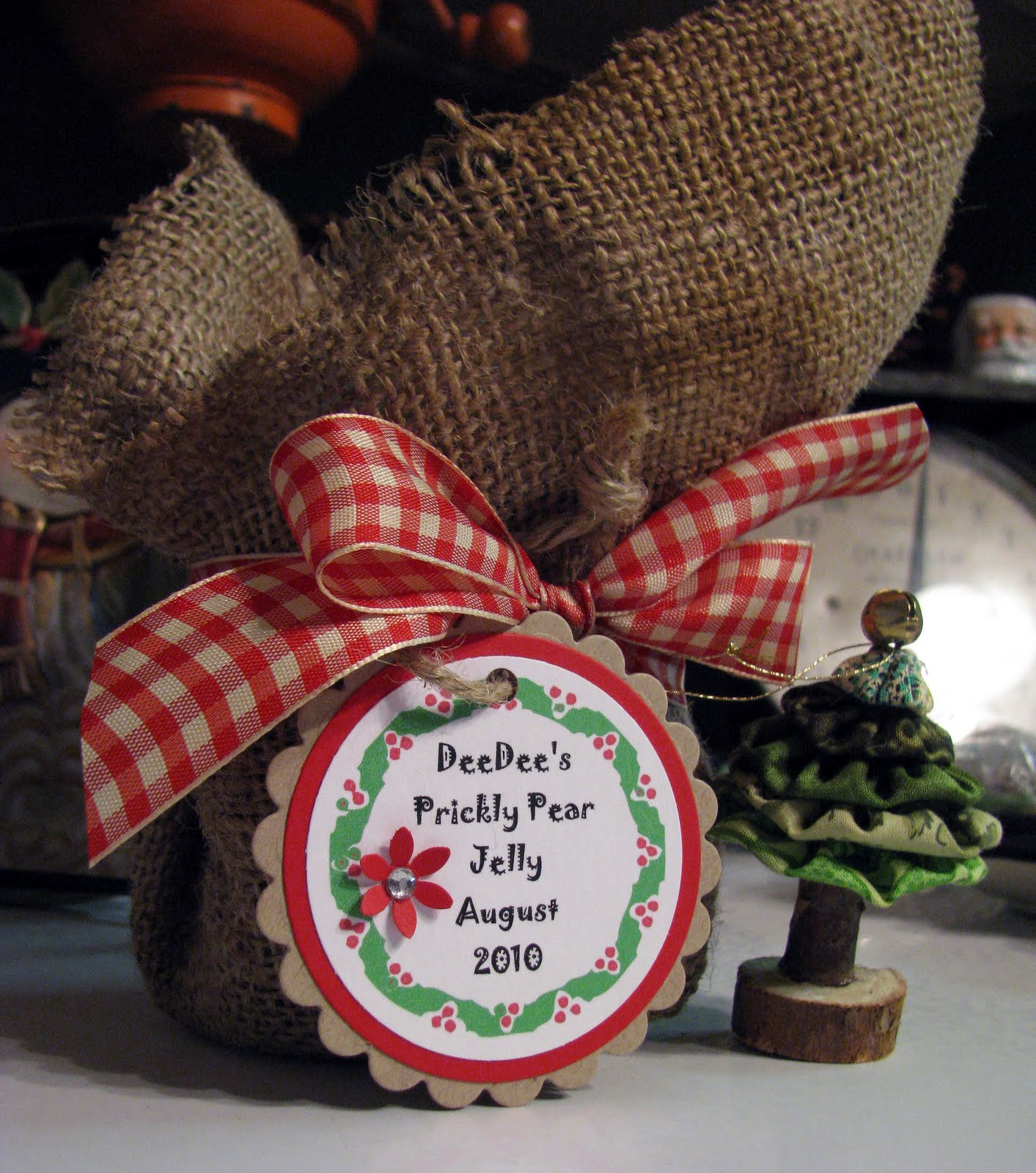 Scrappin 39 with deedee a country christmas gift Country christmas gifts to make