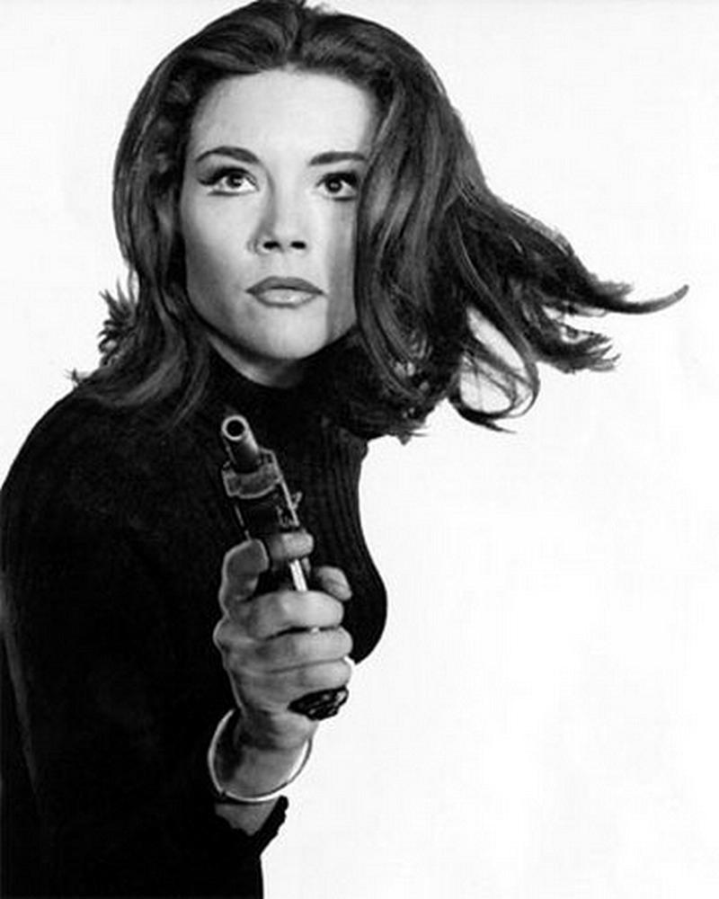 Diana Rigg - Wallpaper Actress