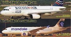 Bisnis Tiket Pesaweat Online Hasil Milyaran ???