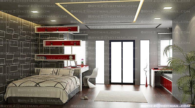 Bedroom Wall Drop Design HOME PLEASANT - Wall drop design in bedroom