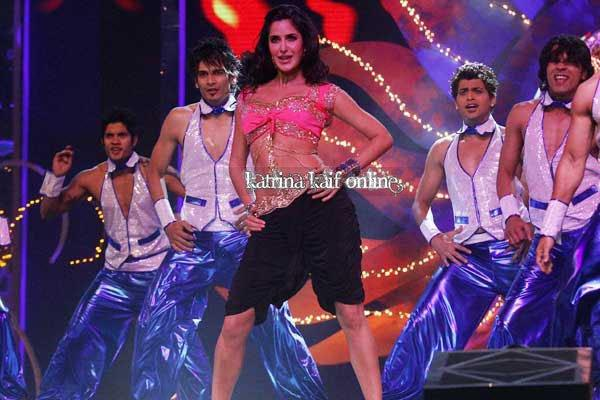 Katrina Kaif Star Screen Awards 2011 Dance Perfomance