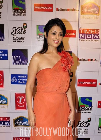  - Celebs At Radio Mirchi Music Awards 2011