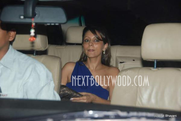  - Gauri Khan At 56th Filmfare Awards 2011