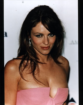 New Picture of elizabeth hurley Photoshoot images