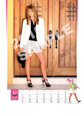 paula creamer calendar