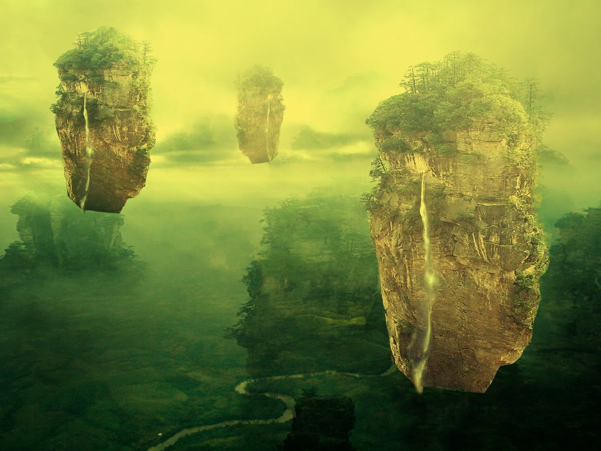 Montaas de avatar tutorial photoshop cs5 canaltutoriales pelicula avatar de james cameron baditri Images