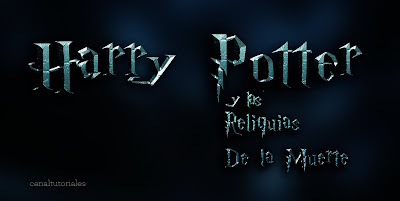 harry potter photoshop cs5
