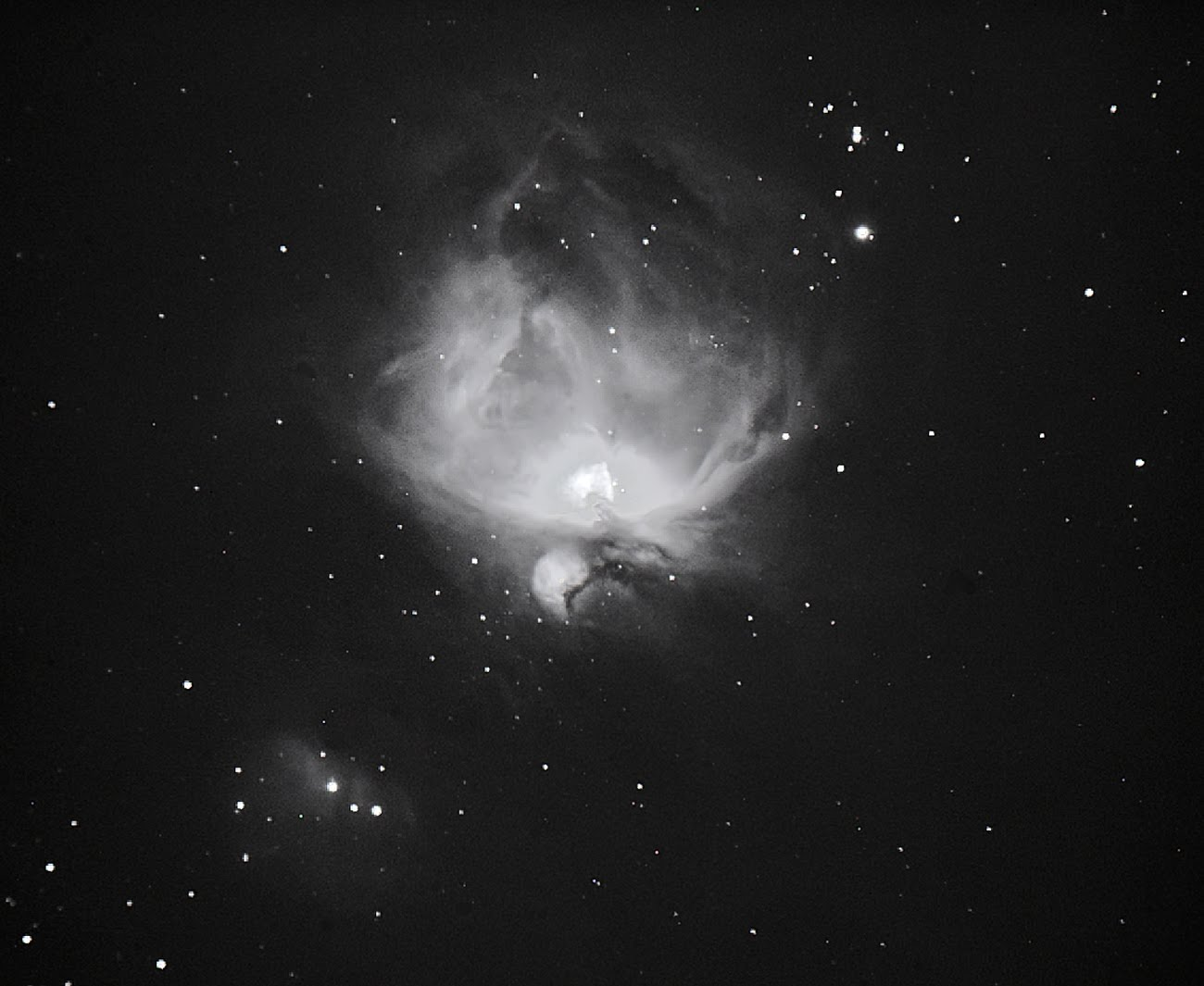 orion nebula distance from earth - HD1300×1065