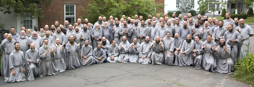 from the Franciscan Friars