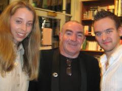 Majella agus Liam le linn IMRAM 2008