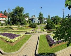 Sunken Garden, Hillcrest Part