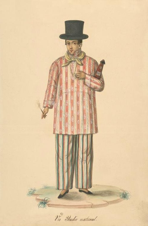 Male Filipino Costume