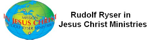 Rudolf Ryser in Jesus Christ Ministries