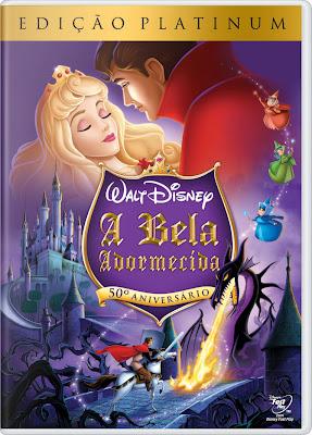 Filme Poster A Bela Adormecida DVDRip XviD Dublado