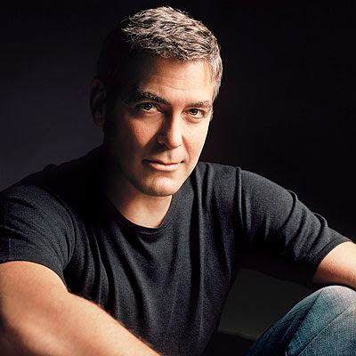 George Clooney Saç Modelleri