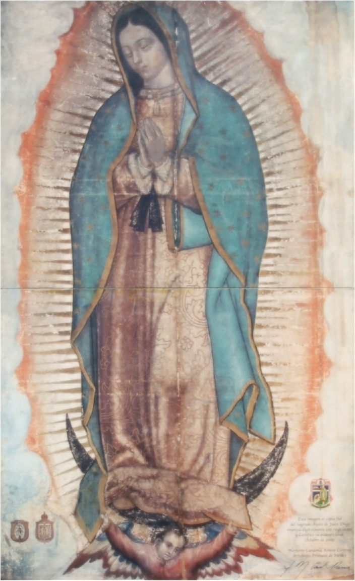 Kookitas thoughts virgin of guadalupe she is no longer the symbol of the submissive woman and ideal christian woman from colonial times biocorpaavc