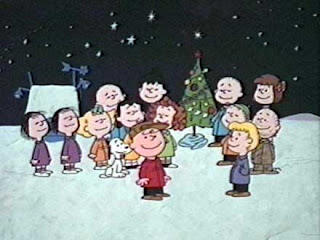 ... idea for a Christmas television special starring Schulz's characters