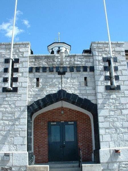 Barrie Jail