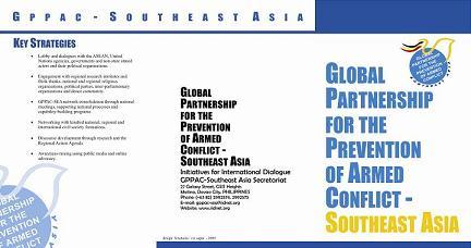 GPPAC Brochure Design (Cover)