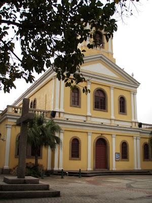 A Mom's Diary: Macau – Taipa & Coloane