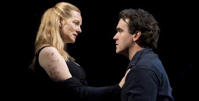 Laura Linney and Brian dArcy James