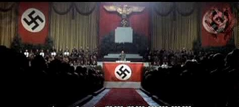 fascist ideology norsefire and the nazi Political ideology  norsefire is the fictional fascist political party ruling the united  kingdom in  it was this sentiment, taken to its extremes, that drove hitler's  nationalist socialist (nazi) workers' party to try to rid germany of non-germans.