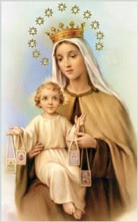 Neuvaine à Notre-Dame du Mont Carmel du 8 au 16 juillet 2010 NDMontCarmel