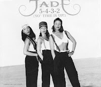 Jade - 5-4-3-2 (Yo' Time Is Up) 1994