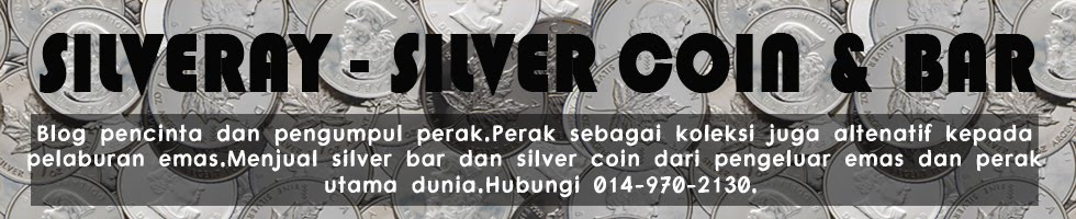 SILVERAY - SILVER COIN & BAR