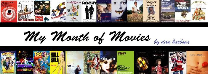 My Month of Movies