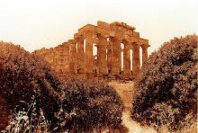 Sicilyada Yunan Dorik Mabed