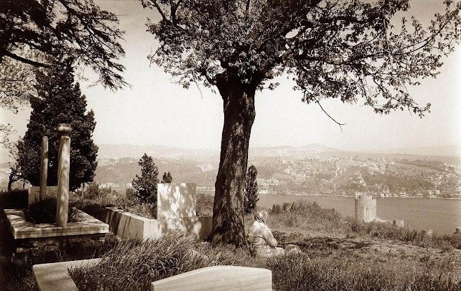 Bebek Mezarlık ve bir Kadın