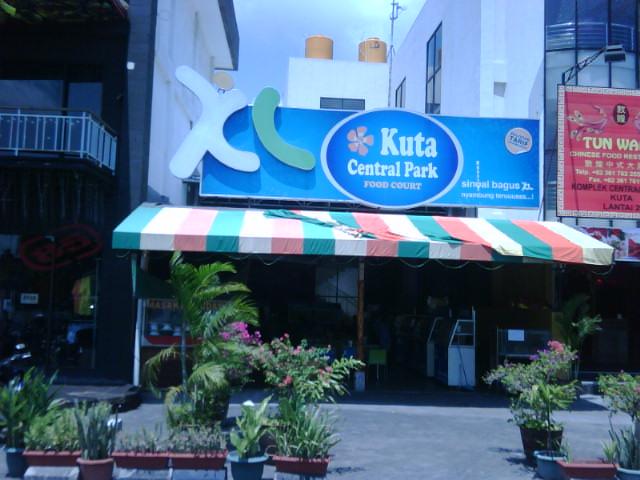Beaches in Bali: Istana Kuta Galeria Foodcourt Bali